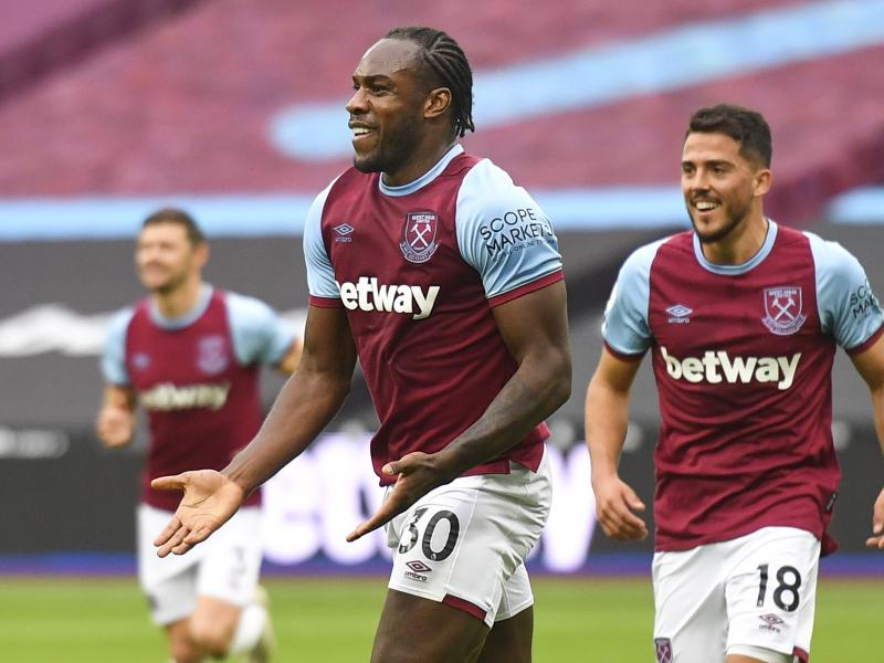 West Ham's Antonio ruled out of Liverpool clash