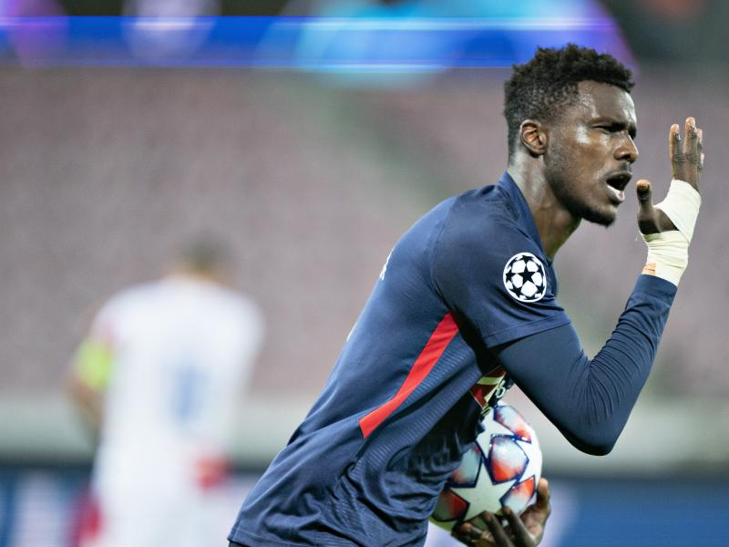 🌍 Emerging African stars to look out for in the UEFA Champions League tonight