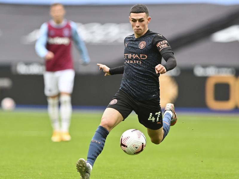 🚨 TEAM NEWS: A start for Foden as Man City name team for Marseille test
