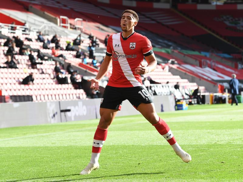 Che Adams on Southampton's confidence boost and his partnership with Danny Ings