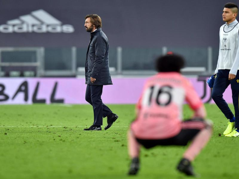 Andrea Pirlo urges Juve fans to be calm after Barca defeat