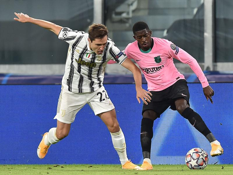 🔴🔵 Watch: Dembele and Messi goals in 2-0 win over Juventus