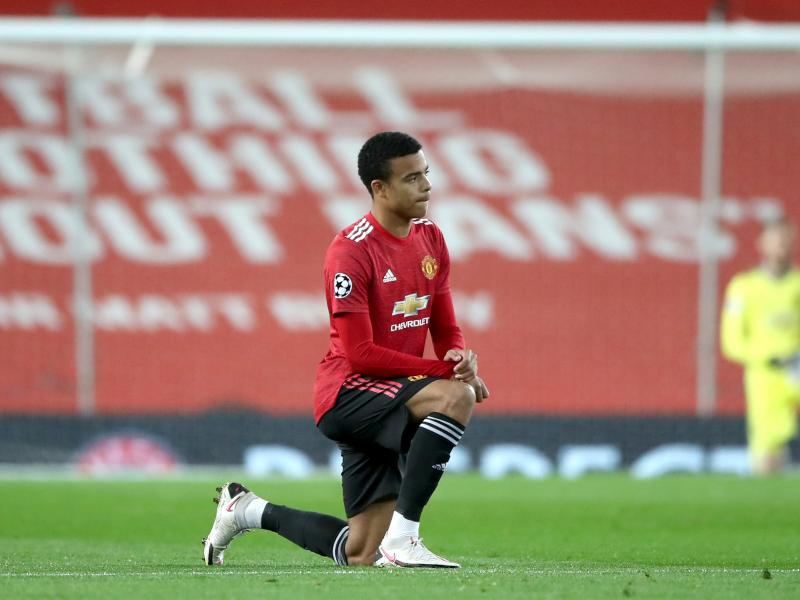 Mason Greenwood dedicates goal to late Man City academy player