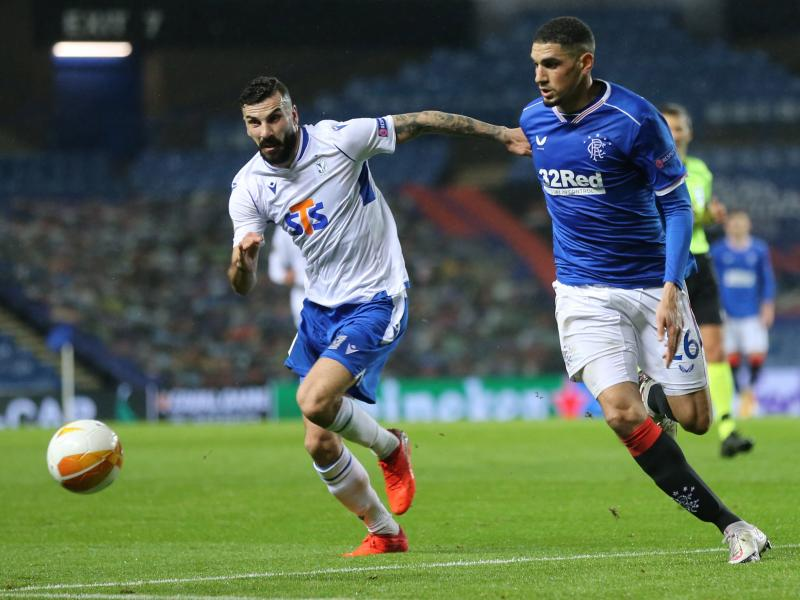 Nigeria international Leon Balogun relishes in Rangers' defensive record