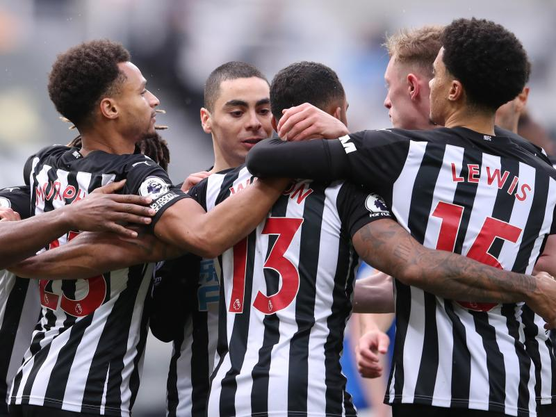 Joe Willock's late goal denies Tottenham at St. James' Park
