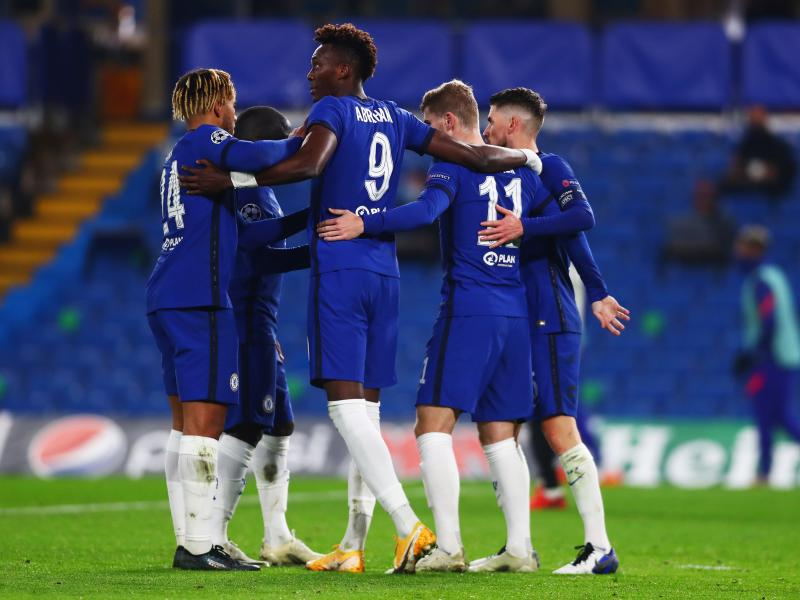 Chelsea at full strength ahead of Saturday's clash against Leeds