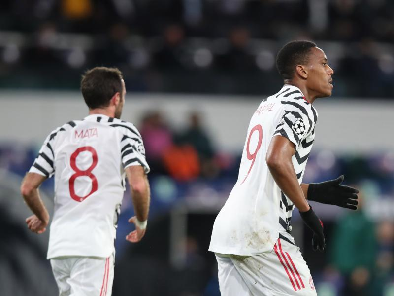 Paul Scholes: Anthony Martial's movements are very bad