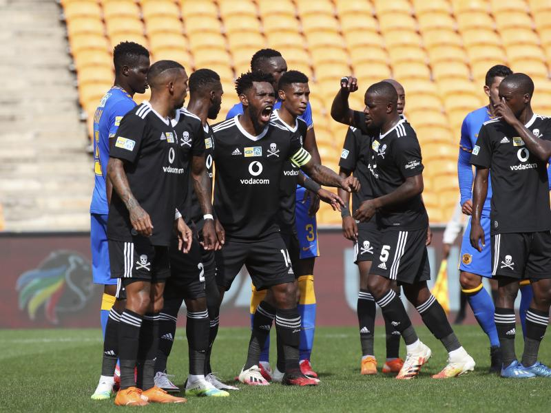 ⚫️🟡 Pirates dump Chiefs out of MTN8 to reach the final with 5-0 aggregate win