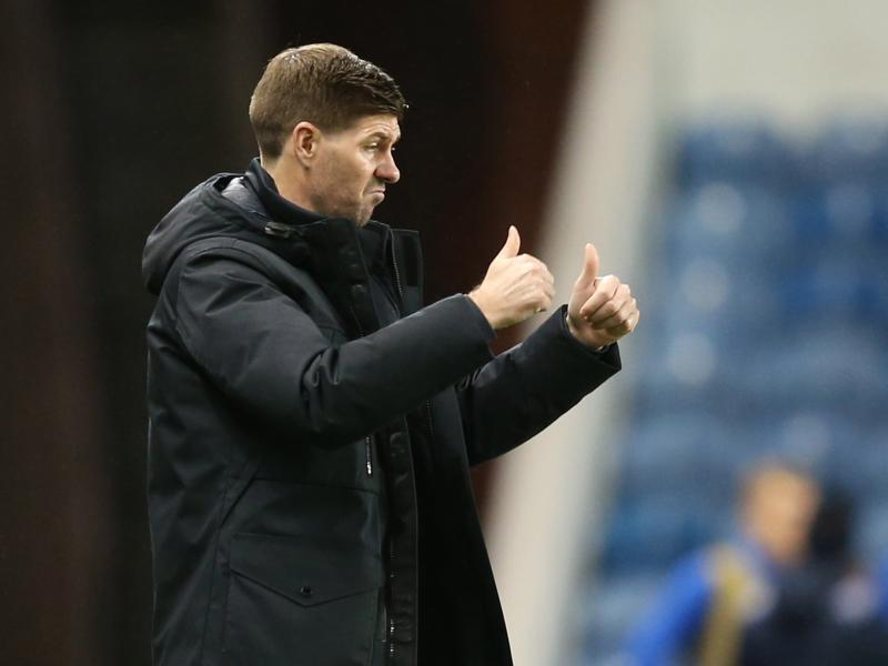 🏴󠁧󠁢󠁳󠁣󠁴󠁿🔥💪🏾 Steven Gerrard is pleased with Rangers form domestically and internationally