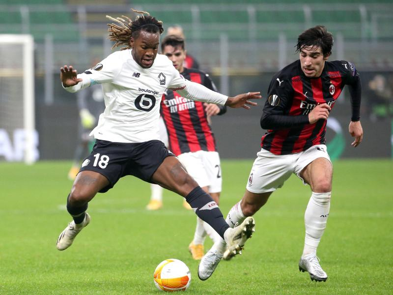 Liverpool keen on a summer transfer for Lille midfielder Renato Sanches