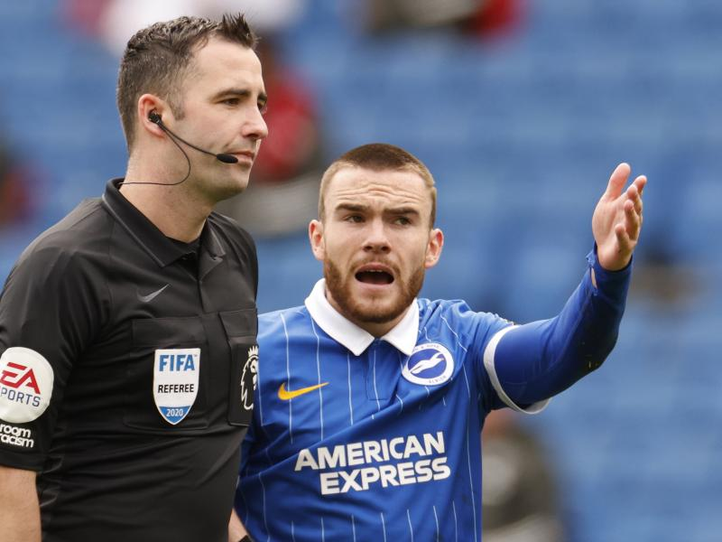 Brighton's Aaron Connolly focused on England match after missing out in Slovakia