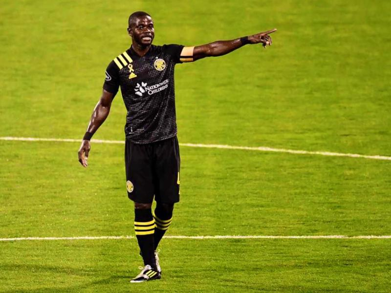Jonathan Mensah's Columbus Crew is through to Eastern Conference finals