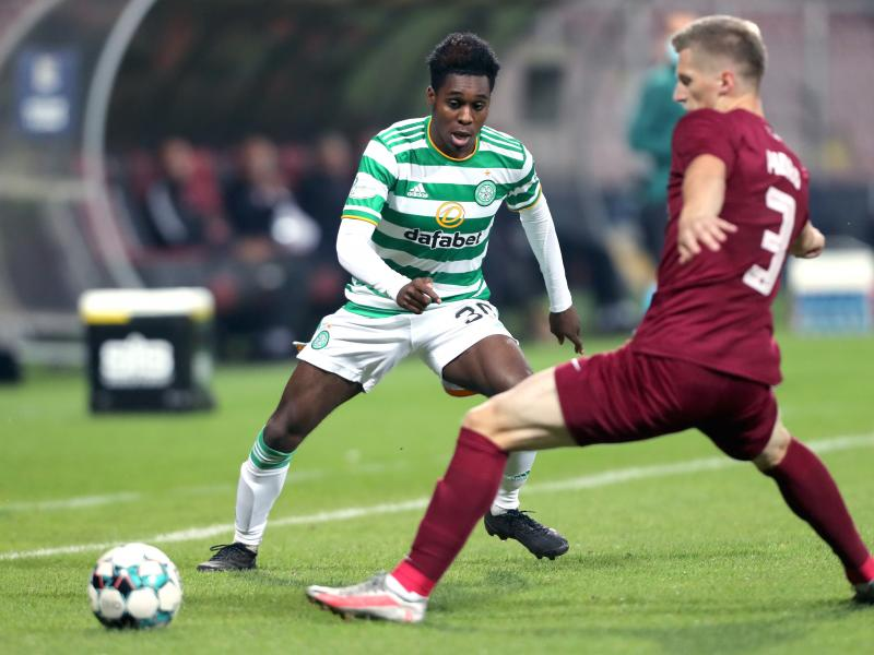 Jeremie Frimpong opens up on his ambitions with Celtic this season
