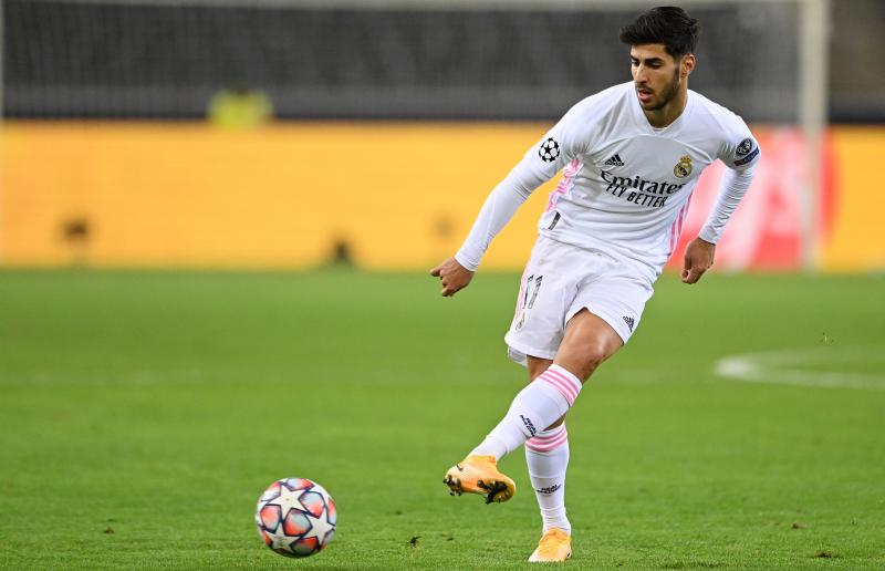 Real Madrid's Asensio attracting interest from Premier League trio