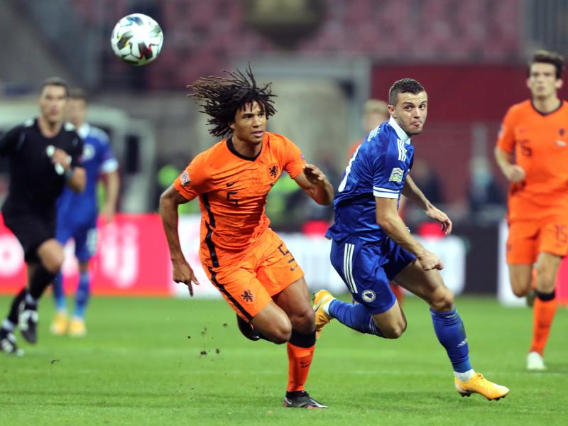 Blow for Man City as defender Ake picks an injury while on international duty