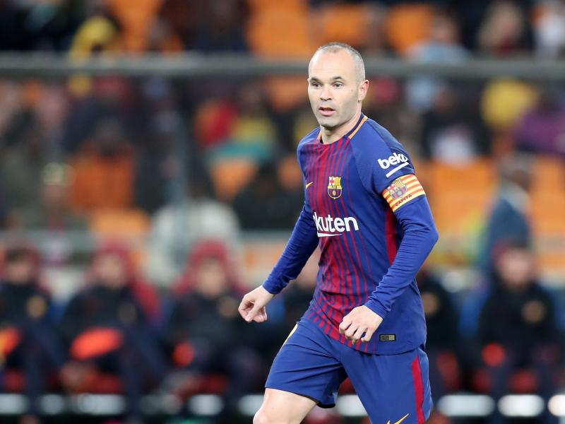 🔟 Ten unique memories from the career of LaLiga icon Andres Iniesta