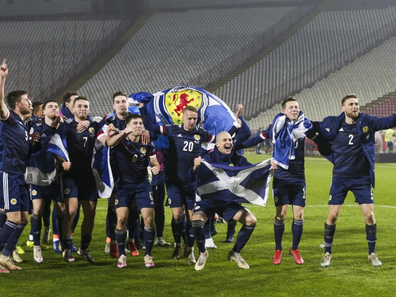 ✔️ Final four Euro 2020 spots decided as Scotland ends 23-year absence from major tournament