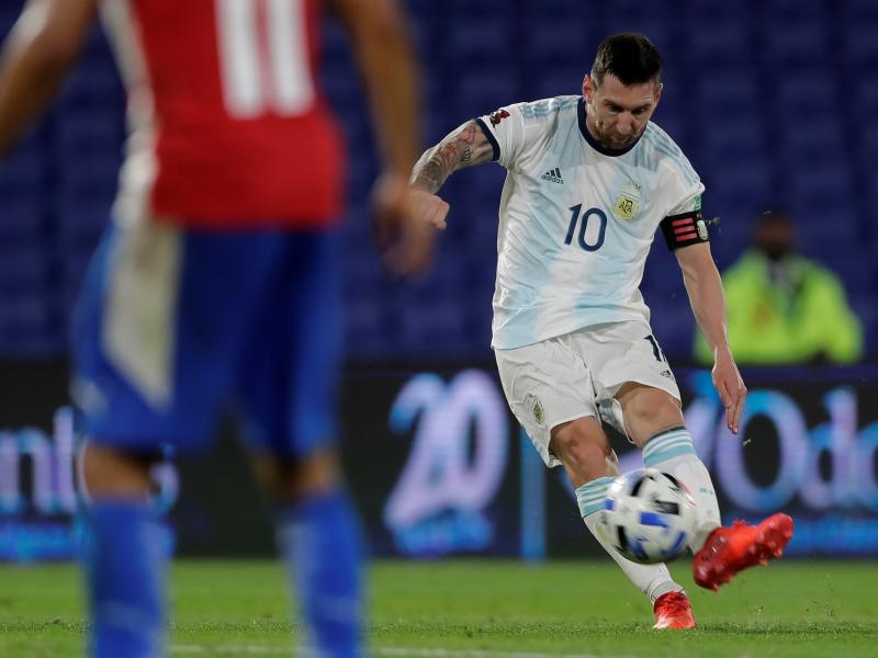 VAR denies Messi as Argentina are held in World Cup qualifier