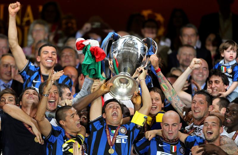 ⚫️🔵 Which of José Mourinho's treble-winning Inter Milan misfits do you remember?