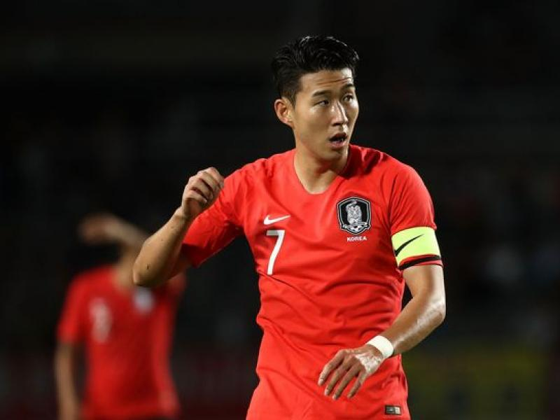 Son Heung-min forced into self-isolation following positive Covid19 results in South Korea team