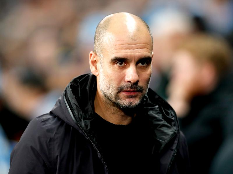 Guardiola tells Man City stars they 'will not fly' for international duty