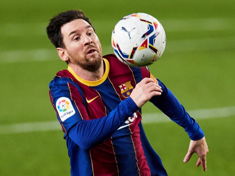 Barcelona captain Messi out of Ferencvaros clash