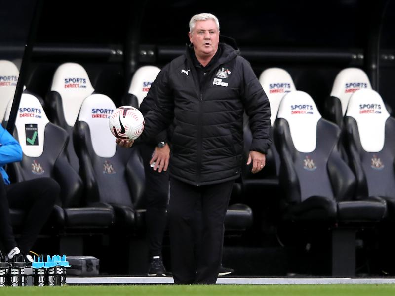 Steve Bruce on the verge of Newcastle sack