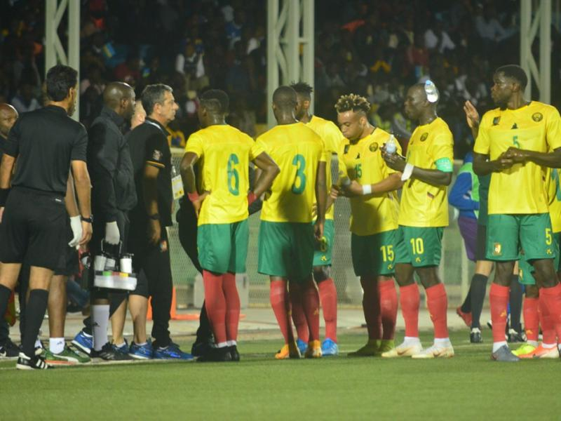 AFCON qualifiers: Cameroon maintain perfect record as Gambia stun Aubameyang's Gabon
