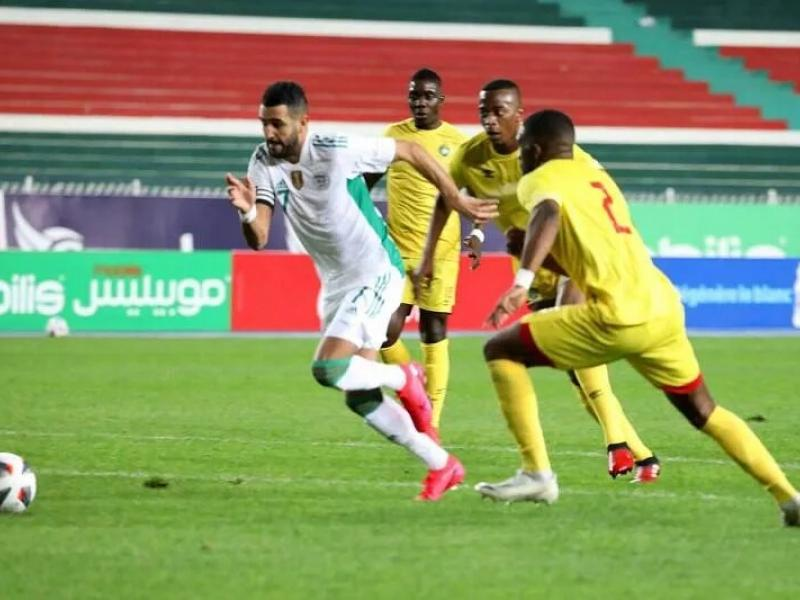 🇿🇼🇩🇿 Zimbabwe 2-2 Algeria: The Warriors hold Desert Foxes after Prince Dube equaliser