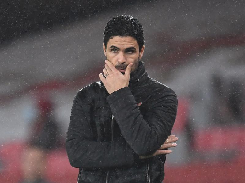 We can only blame ourselves, Arteta says after FA Cup exit