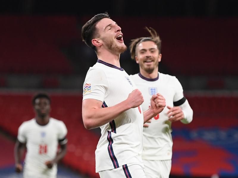 Liverpool interested in West Ham's Declan Rice