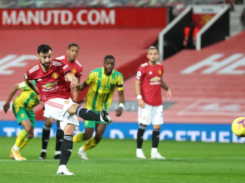Man United 1-0 West Brom: A tale of penalty madness, VAR calls and great chances as the Premier League returns to Old Trafford