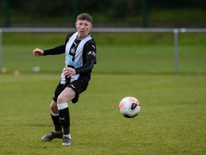 Newcastle United youngster Elliot Anderson signs new long-term deal