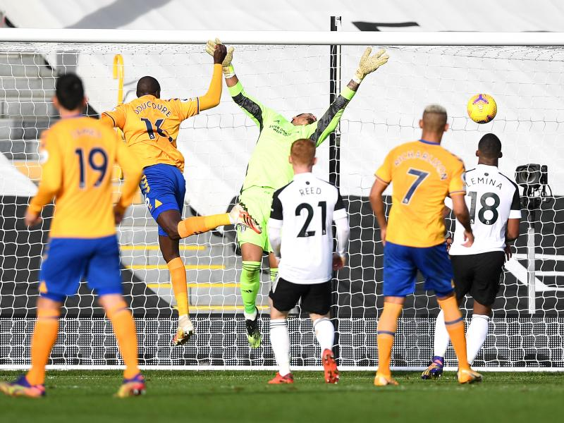 Fulham 2-3 Everton: Toffees back to winning ways in thriller at the Craven Cottage
