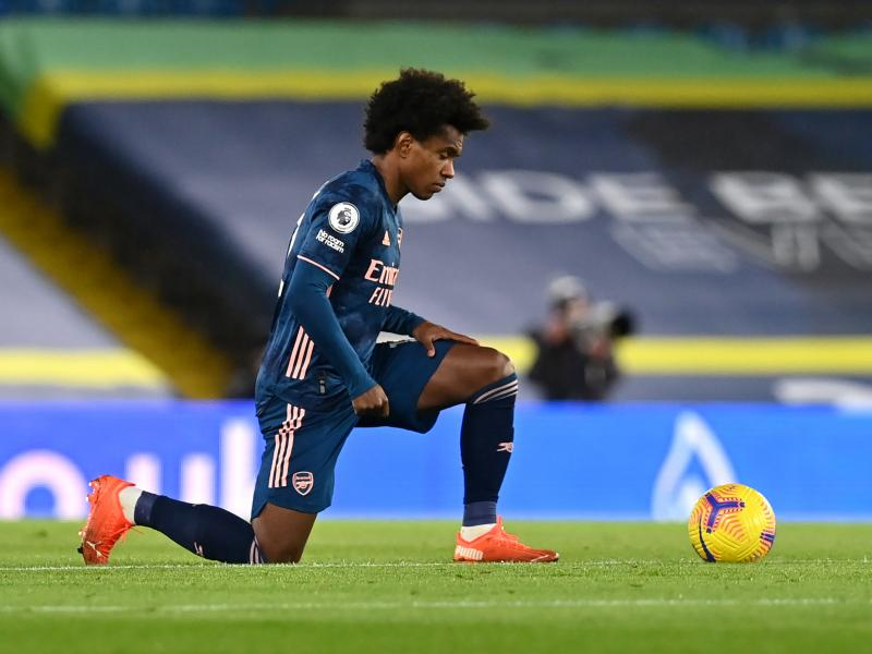 Mikel Arteta urged to drop Willian for Nelson