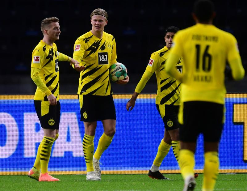 Dortmund chief insists Haaland wont be sold this summer