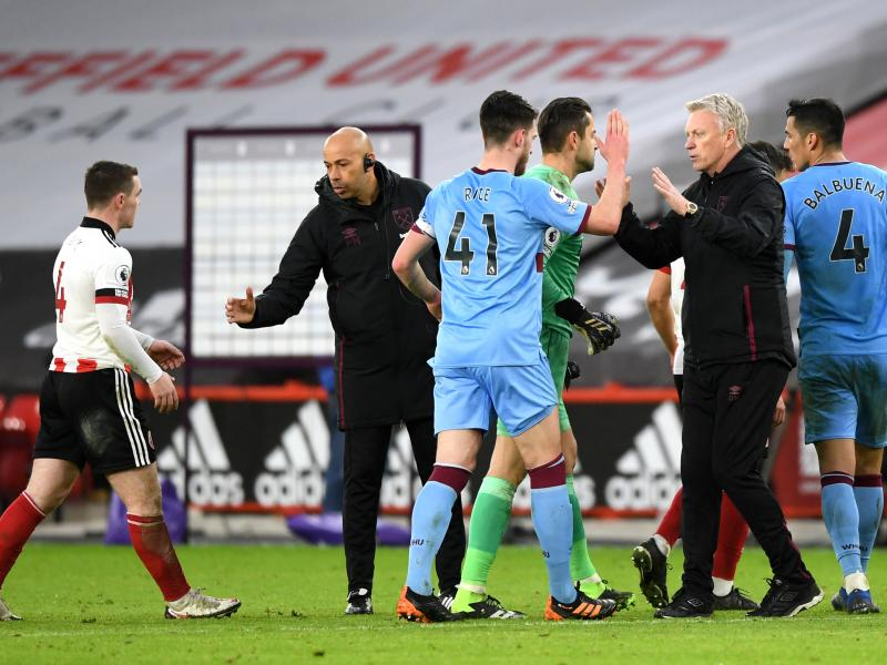 West Ham not worried about losing Declan Rice