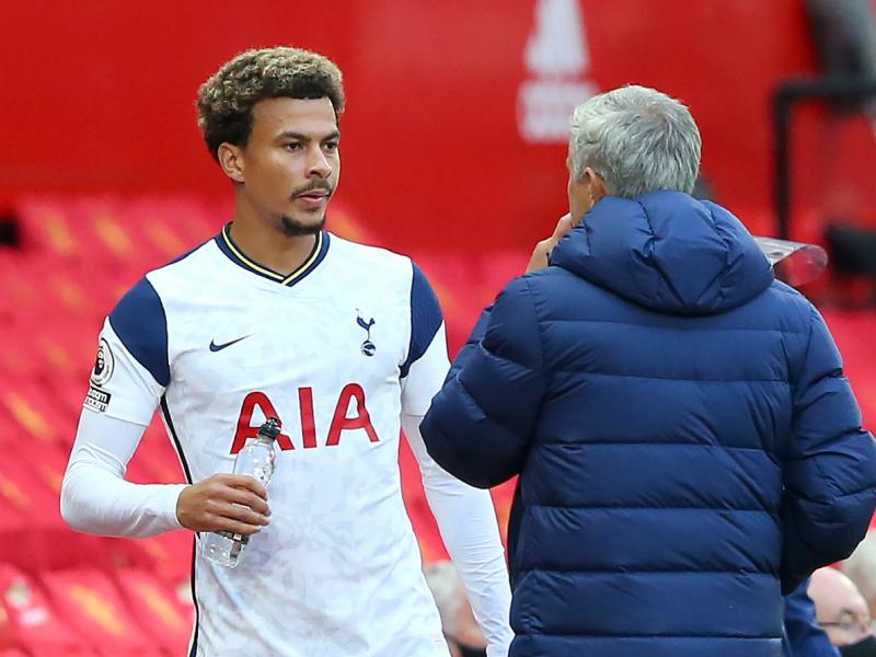 PSG set to make loan bid for Dele Alli