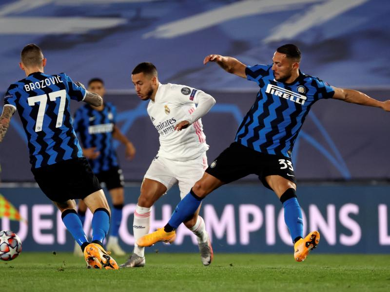 Inter Vs Real Madrid Key Match Stats Predicted Lineups And Best Bets To Place Futaa Com Kenya