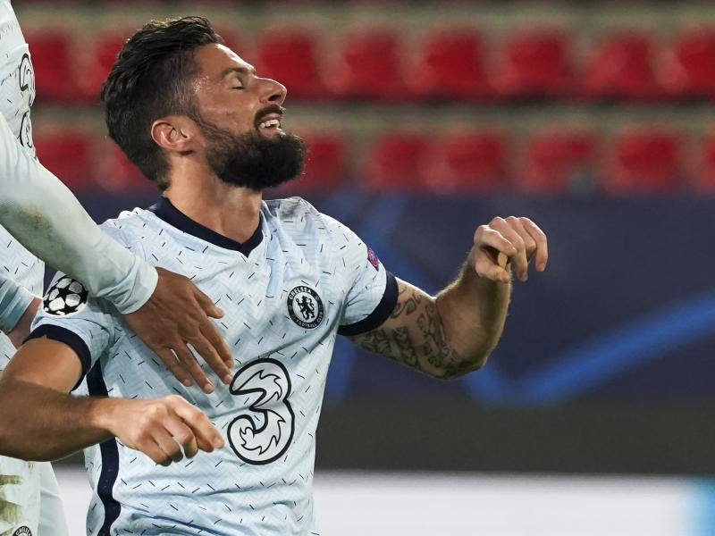 Chelsea boss Lampard promises Giroud playing time