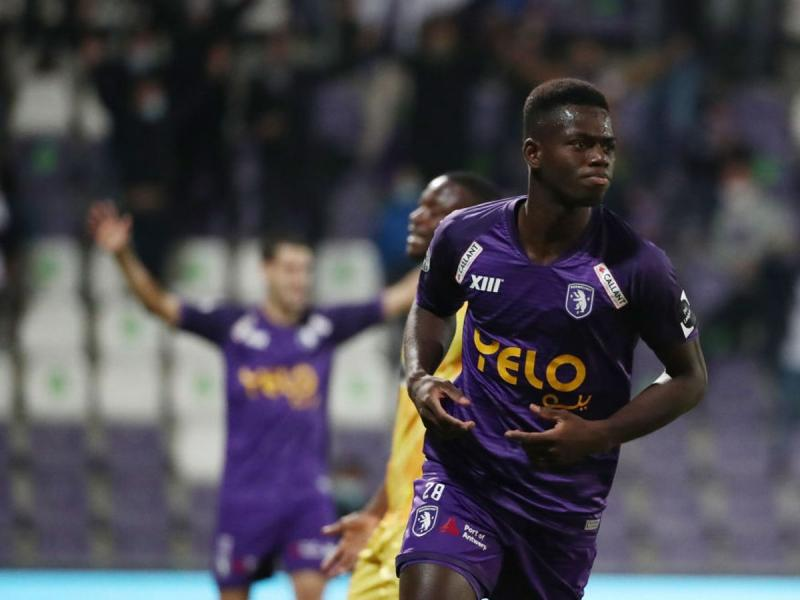 Beerschot's Ismaila Coulibaly reveals his desire to play for Sheffield United
