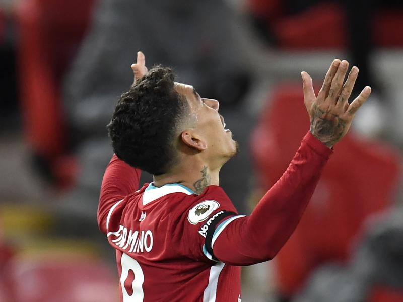 Roberto Firmino set to feature for Liverpool after missing training