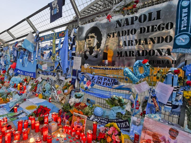 🗿 Serie A is the place to be this weekend as Naples remembers an icon