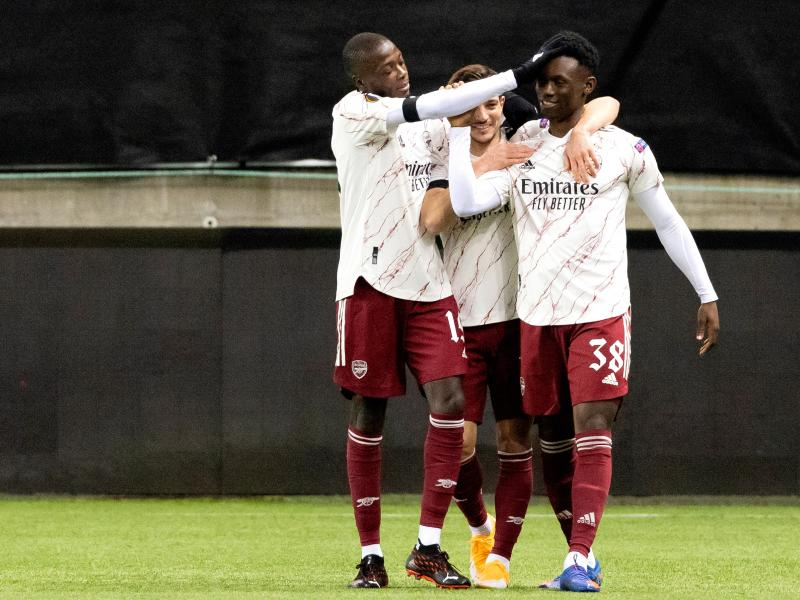Folarin Balogun wants Arsenal stay