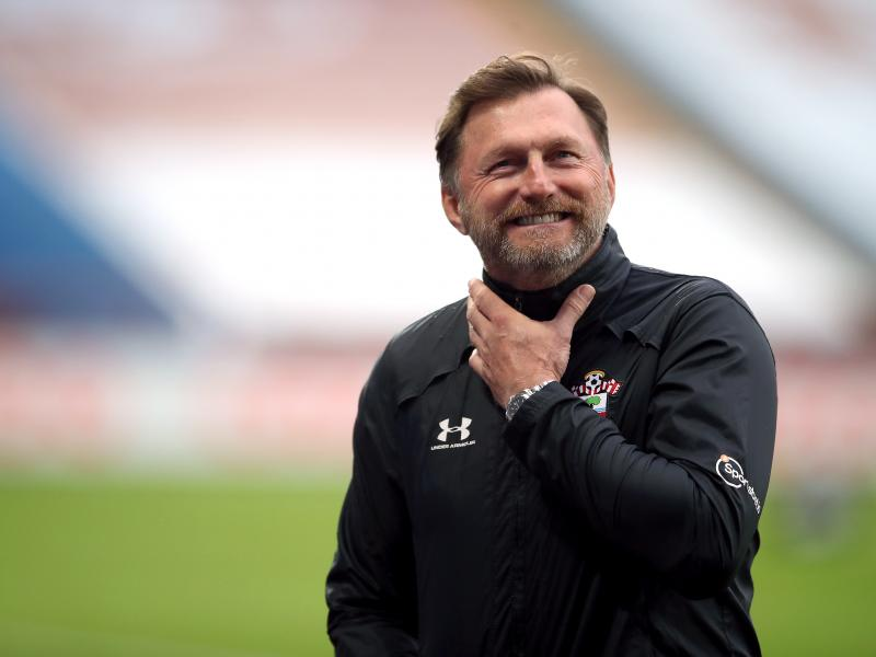 Ralph Hasenhuttl on how Southampton have changed in their style of play