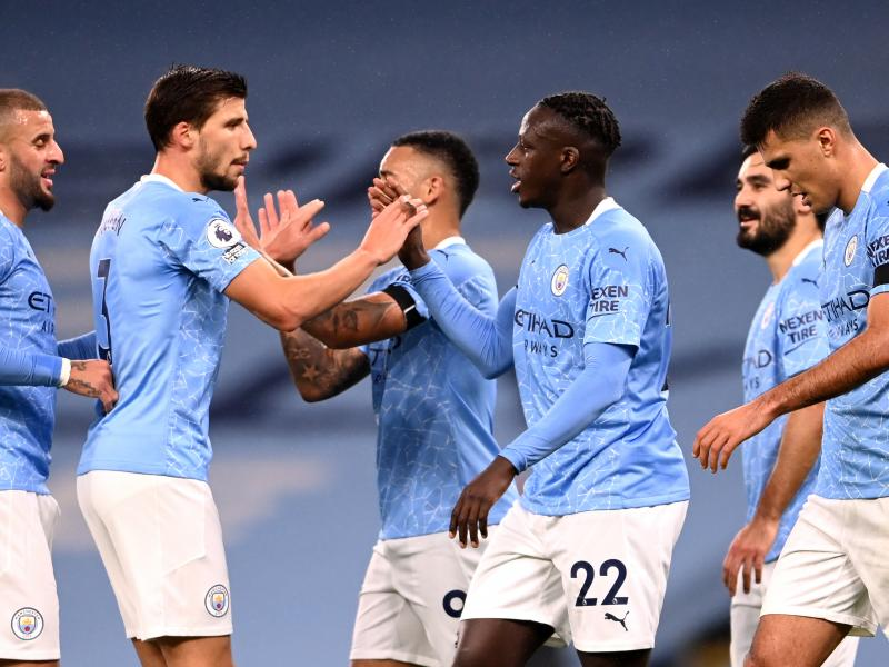 Riyad Mahrez grabs hattrick as five-star Manchester City thrash Burnley