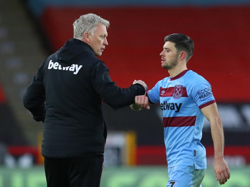 David Moyes: Aaron Cresswell deserves England recall