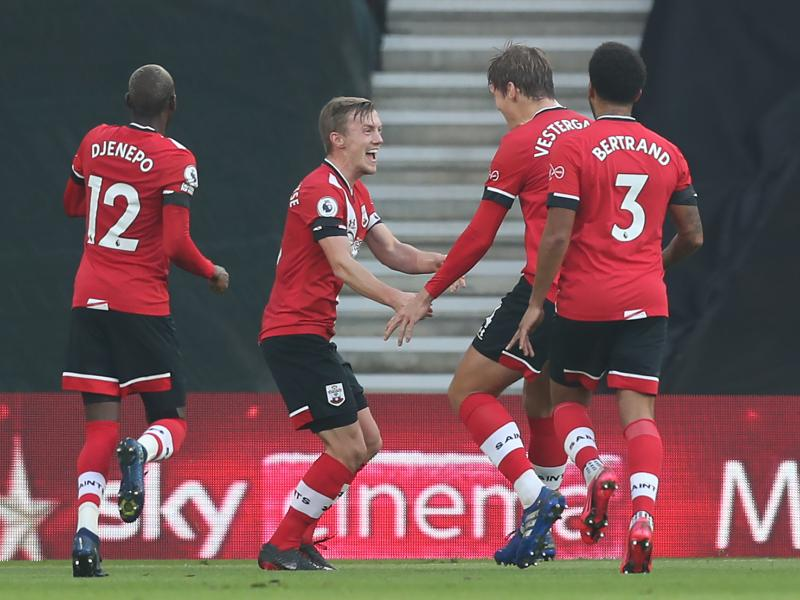 Southampton's Jan Bednarek praises teammate James Ward-Prowse's set-piece