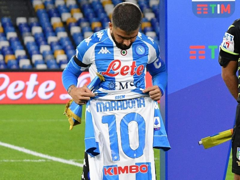 🇦🇷 Napoli launch new special edition kit for Maradona as tribute