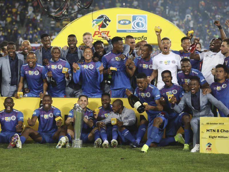 PSL announce Pirates and Bloem Celtic's 2020 MTN8 final venue and date